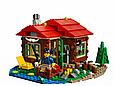 """Конструктор лего майнкрафт Аналог Lego Minecraft Lele 33020 """"Домик у озера 3 в 1"""" 404 дет, фото 6"""