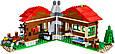 """Конструктор лего майнкрафт Аналог Lego Minecraft Lele 33020 """"Домик у озера 3 в 1"""" 404 дет, фото 8"""