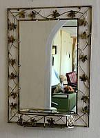 """Кованая оправа для зеркала """"La-muri"""" (зеркало 80х50)"""