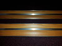 Карниз алюминиевый БПО-09 (двухрядный), фото 1