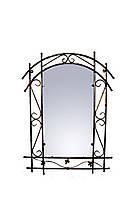 Зеркало в кованой оправе