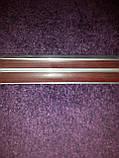 Карниз алюминиевый БПО-09 (двухрядный), фото 4
