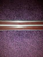 Карниз алюминиевый БПО-09 двухрядный (3,5 м), фото 1
