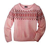Пуловер для девочки, размеры 110/116(3), Lupilu, арт. Л-563