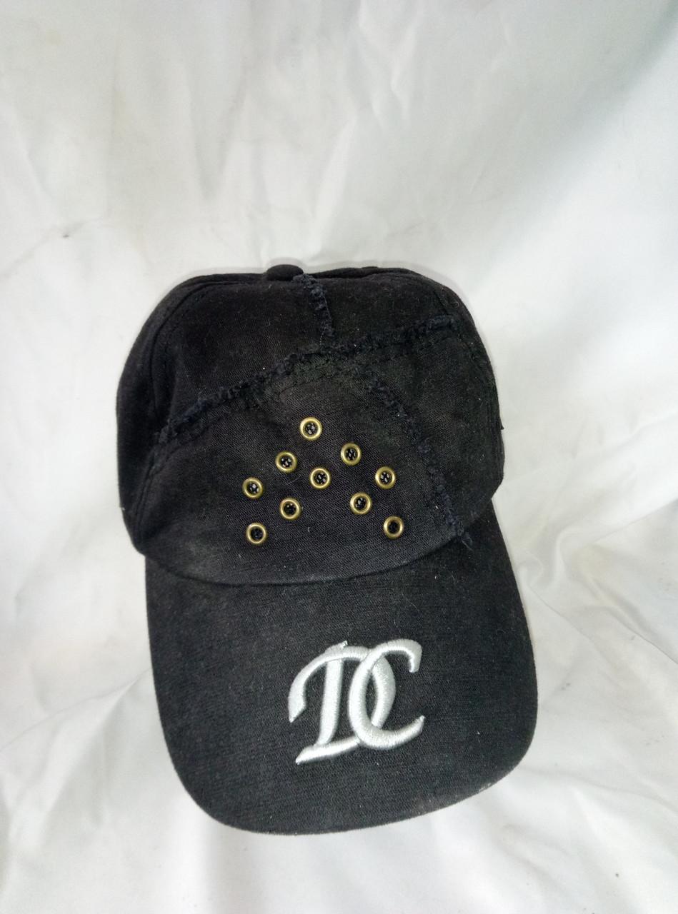 Бейсболка коттоновая DICKDOC