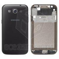 Корпус Samsung i8552 Galaxy Win Duos, серый, оригинал (Китай)