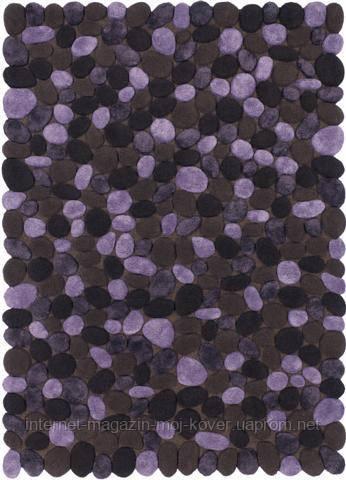 Ковры камни фиолетового цвета