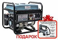 Бензиновый генератор Könner & Söhnen KS 3000