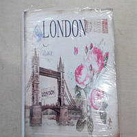 Книга-шкатулка Лондон большая 24*18*5см