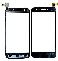 Тачскрин Prestigio MultiPhone 5508 Duo Black