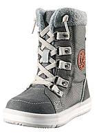 Зимние ботинки для мальчика Reimatec Freddo Toddler 569319-9390. Размеры 20, 22-27.