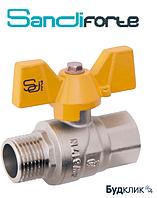 Кран шаровый SD Forte