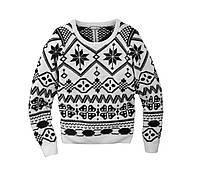 Пуловер для девочки, размеры 122/128, 134/140, Pepperts, арт. Л-565