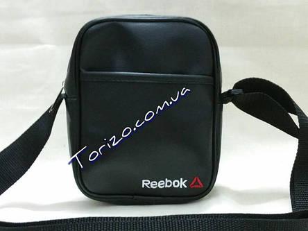 Мужская сумка барсетка puma спортивная через плечо мессенджер, фото 2