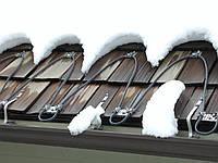 Обігрів даху електричний кабельний Hemstedt (Germany)