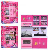 Игровой набор кухонная мебель для кукол«My little pony»DN9913/14/18PO