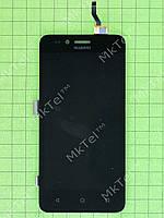 Дисплей Huawei Y3II (LUA-U22) с сенсором Копия АА Черный