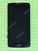 Дисплей LG K7 X210 с сенсором, панелью Оригинал Китай Черный