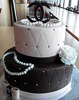 "Торт  под заказ в Днепре ""Chanel"""