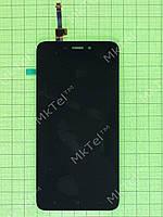 Дисплей Xiaomi Redmi 4X с сенсором Оригинал элем. Черный
