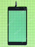 Сенсор Microsoft Lumia 535 Dual SIM Копия АА Черный