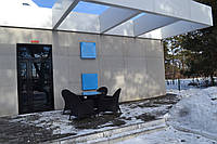 BetonART LOFT на фасаде, фото 1