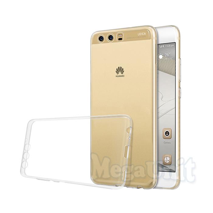 Прозорий силіконовий чохол для Huawei P10