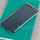 Прозорий силіконовий чохол для Huawei P10, фото 3