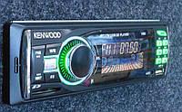 Автомагнитола Kenwood 1055 - USB+SD+AUX+FMСупер Звук!