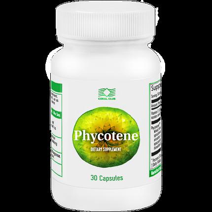 Фикотен-витамины для нарушений зрения, анемии (30капс.), фото 2