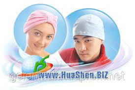 Шапка с биофотонами Хуашен (HuaShen)