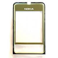 Стекло Nokia 3250 green