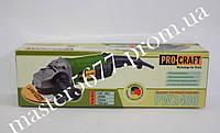 Болгарка PROCRAFT PW 230 (2400Вт)