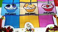 Набор турецких вафельных полотенец
