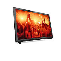 Сверхтонкий светодиодный Full HD LED-телевизор Philips 24PFT4022/12- DVB-T/T2/C