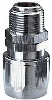 Штуцер разборной с поворотной муфтой MX-HS 102, 3/4' x 3/4'
