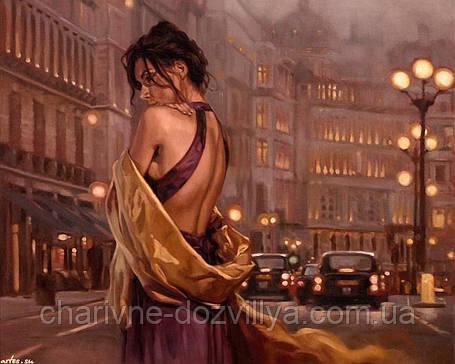 """Набор алмазной вышивки (мозаики) """"Женственность и красота"""". Художник Mark Spain, фото 2"""