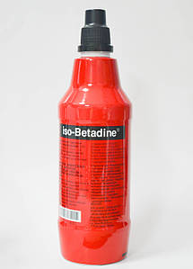 Бетадиновое мыло iso-Betadine 500 мл.