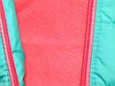Куртка на девочку Еврозима флис+синтепон (4 размера) Мята, фото 4