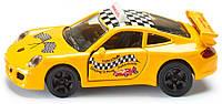 Модель автомобиля Porsche 911 Автошкола, 1:55, Siku