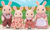 Набор Семья Молочных Кроликов, Sylvanian Families