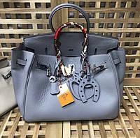 Кожаная брендовая сумка Luxe копия