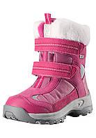 Зимние ботинки для девочки Reimatec Kinos 569325-3560. Размеры 24 - 35.