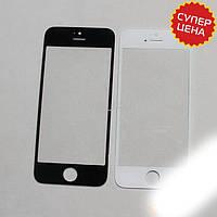 Стекло Сенсора Iphone 5 5S Белое / Чёрное Качество