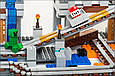 "Конструктор Майнкрфт ""Шахта"" Bela 10179 (аналог Lego Minecraft, лего майнкрафт) 926 деталей, фото 6"