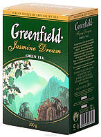 Чай зеленый Greenfield Jasmine Dream 100гр Жасмин