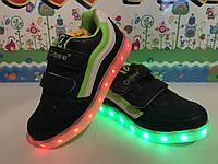 Кроссовки LED на мальчика