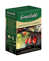 """Чай черный Greenfield """"Barberry Garden"""" 100гр Барбарис"""