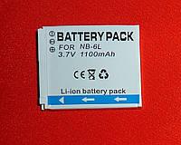 Аккумулятор Батарея Canon NB-6L 1100mAh
