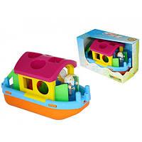 Развивающая игрушка-сортер Ковчег (в коробке) арт. 40374